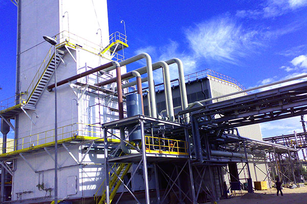 SMALL&MEDIUM CAPACITY CRYOGENIC AIR SEPARATION PLANT